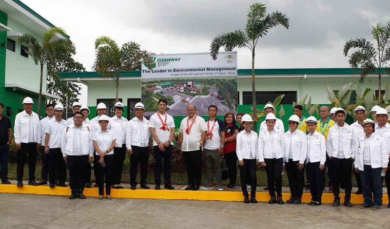 North Plant Opening