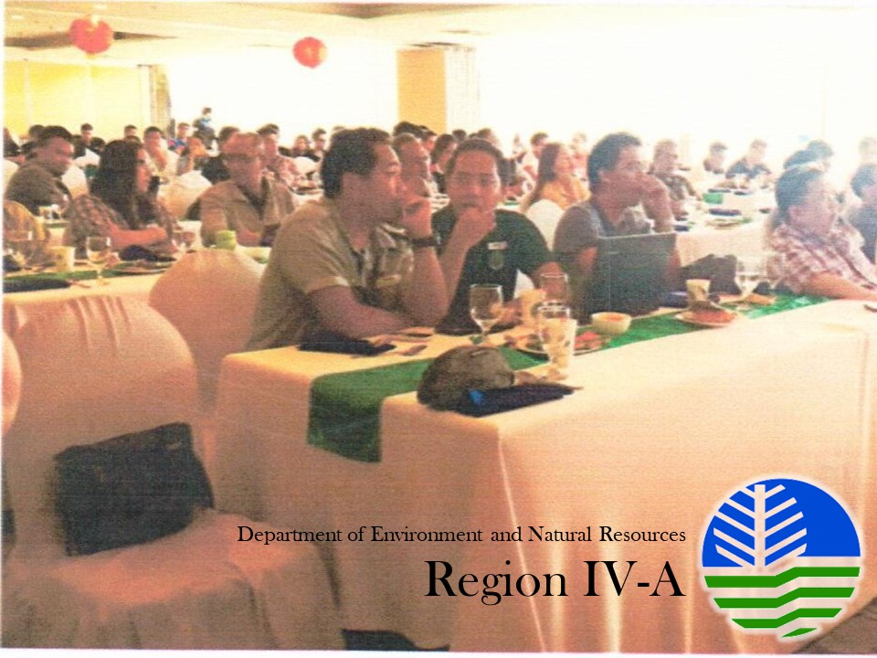 DENR IV-A Training