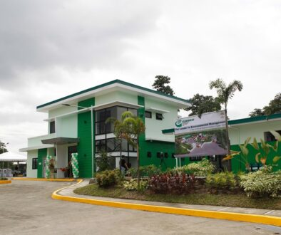 CEMSI's North Plant in Capas, Tarlac
