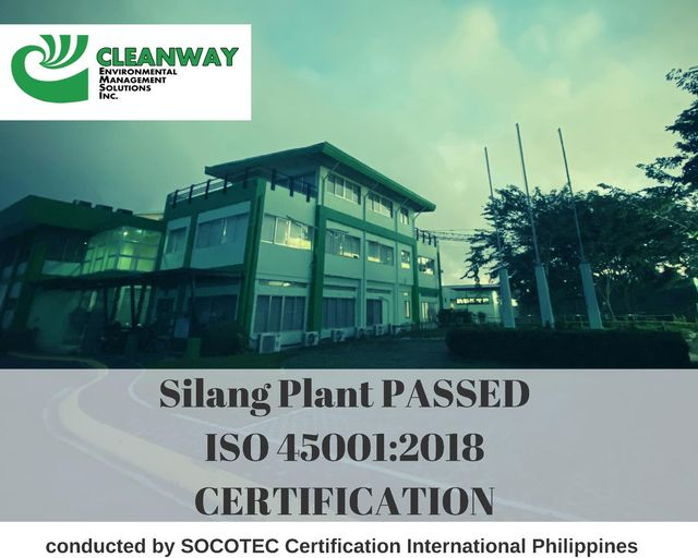 CEMSI ISO 45001 Certified