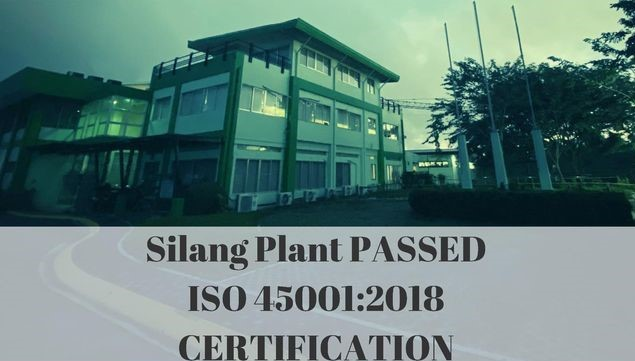 Cleanway ISO Certified